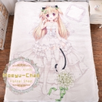 Bride Moeyu-chan Bedsheet