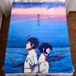 Your Name Mitsuha & Taki Bedsheet