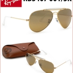 Ray Ban RB3407 001/3k Outdoorsman II