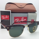 Ray Ban RB3016 W0366 Clubmaster Havana 49/51 mm