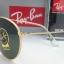 Ray-Ban RB3447 001 Round metal Gold frame G-15 lenses thumbnail 5
