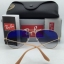 Ray Ban RB3025 001/3f Aviator Blue Gradient 58 mm thumbnail 4