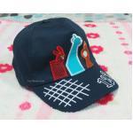 หมวกแก๊ปเด็กโต ลายการ์ตูน