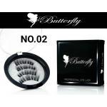 ขนตาแม่เหล็ก Butterfly ️ (เบอร์2)