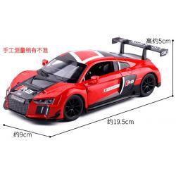 ขาย พรีออเดอร์ โมเดลรถเหล็ก Audi R8 LMS รถแข่ง 1:24 สเกล มี โปรโมชั่น