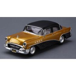 Pre Order โมเดลรถยนต์ รถเหล็ก 1955 Buick 1:24 มีโปรโมชั่น
