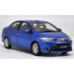 Pre Order โมเดลรถ Toyota New Vios น้ำเงิน สเกล 1:18 งานคุณภาพ หายากมาก มีโปรโมชั่น