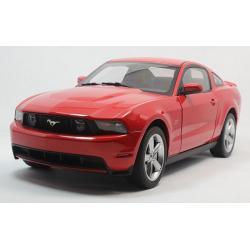 Pre Order โมเดลรถ Ford GT 2010 1:18 สีแดง รุ่นหายากสุดๆ มีโปรโมชั่น