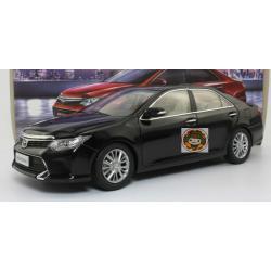 Pre Order โมเดลรถ Toyota Camry 2015 ดำ สเกล 1:18 งานคุณภาพ รุ่นขายดี มีโปรโมชั่น