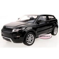 ขาย พรีออเดอร์ โมเดลรถเหล็ก โมเดลรถยนต์ Land Rover Evoque 2 ประตู 1:24 สเกล สีขาว มี โปรโมชั่น