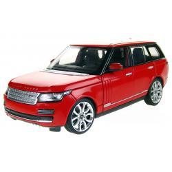 pre-order โมเดลรถเหล็ก โมเดลรถยนต์ Range Rover แดง 1:24 มี โปรโมชั่น