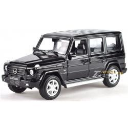 ขาย pre order โมเดลรถเหล็ก โมเดลรถยนต์ G500 1:24 ดำ มี โปรโมชั่น