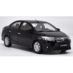 Pre Order โมเดลรถ Toyota New Vios ดำ สเกล 1:18 งานคุณภาพ หายากมาก มีโปรโมชั่น