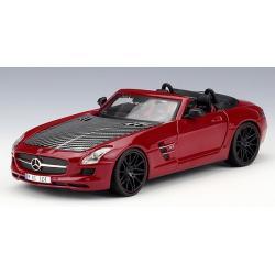 ขาย พรีออเดอร์ โมเดลรถ Benz SLS AMG modified แดง 1:24 มี โปรโมชั่น
