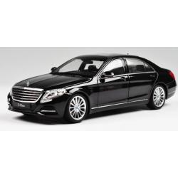 ขาย พรีออเดอร์ โมเดลรถเหล็ก โมเดลรถยนต์ Benz S Class สีดำ สเกล 1:24 มี โปรโมชั่น