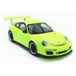 Pre Order โมเดลรถ Porsche 911 GT3 Cup เขียว 1:18 รุ่นหายากสุดๆ มีโปรโมชั่น