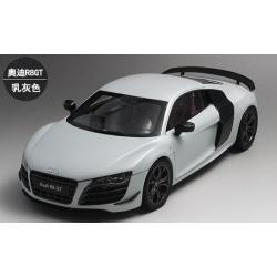 Pre Order โมเดลรถ Audi R8 GT ขาว 1:18 รุ่นหายากสุดๆ มีโปรโมชั่น