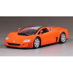 พรีออเดอร์ โมเดลรถเหล็ก โมเดลรถยนต์ VW NAROD W12 ส้ม สเกล 1:24 มี โปรโมชั่น