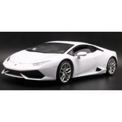 Pre Order โมเดลรถ Lamborghini Huracan ขาว 1:18 รุ่นหายากสุดๆ มีโปรโมชั่น