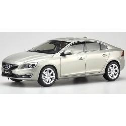 Pre Order โมเดลรถ Volvo S60L เงิน 1:18 รุ่นหายากสุดๆ มีโปรโมชั่น
