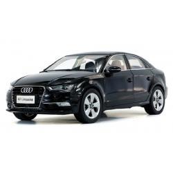 Pre Order โมเดลรถ Audi A3L ดำ 1:18 รุ่นหายากสุดๆ มีโปรโมชั่น