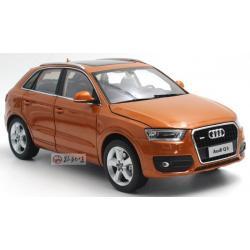 Pre Order โมเดลรถ Audi Q3 2013 ส้ม 1:18 รุ่นหายากสุดๆ มีโปรโมชั่น