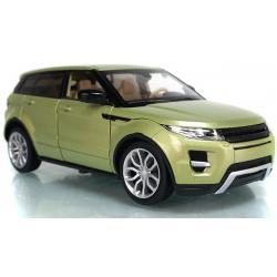 ขาย พรีออเดอร์ รถเหล็ก รถโมเดล มีไฟมีเสียง Land Rover Evoque 4 ประตู 1:24 สเกล มี โปรโมชั่น