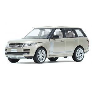 ขาย พรีออเดอร์ โมเดลรถเหล็ก โมเดลรถยนต์ Land Rover SUV Off Road เงิน 1:24 มีโปรโมชั่น
