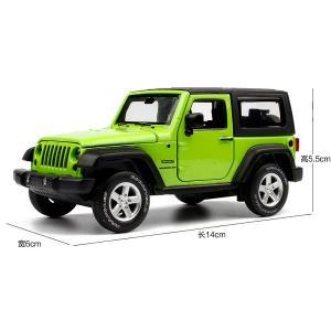 พร้อมส่ง รถโมเดล รถเหล็ก มีไฟมีเสียง Jeep Wrangler 1:32 มี โปรโมชั่น สำเนา