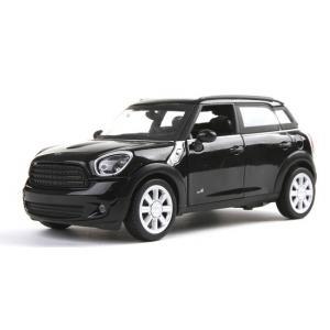 ขาย pre order โมเดลรถยนต์ BMW Mini Countryman 1:24 สีดำ มี โปรโมชั่น