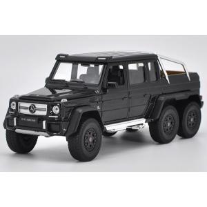 ขาย pre-order โมเดลรถเหล็ก Benz G63 6*6 amg สีดำ 1:24 มี โปรโมชั่น