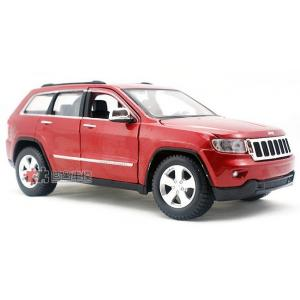 ขาย พรีออเดอร์ โมเดลรถเหล็ก โมเดลรถยนต์ Grand Cherokee 1:24 สเกล มี โปรโมชั่น