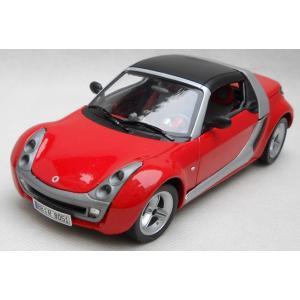 ขาย pre order โมเดลรถเหล็ก โมเดลรถยนต์ Benz Smart 1:24 มี โปรโมชั่น