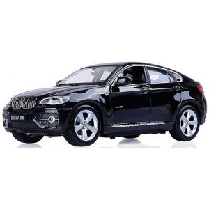 ขาย pre order โมเดลรถยนต์ BMW X6 1:24 สีดำ มี โปรโมชั่น งานหายาก