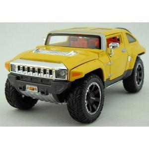 ขาย พรีออเดอร์ โมเดลรถเหล็ก โมเดลรถยนต์ 2008 Hummer HX 1:24 สเกล มี โปรโมชั่น