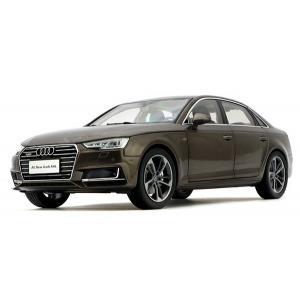 Pre Order โมเดลรถ Audi A4L น้ำตาล 1:18 รุ่นหายากสุดๆ มีโปรโมชั่น