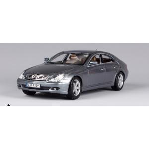 Pre Order โมเดลรถ Benz CLS Class เงิน 1:18 รุ่นหายากสุดๆ มีโปรโมชั่น