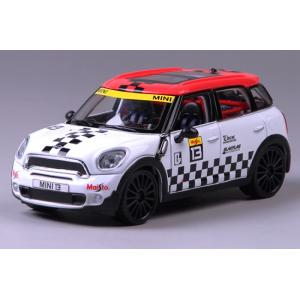 ขาย pre order โมเดลรถยนต์ BMW Mini Countryman rally NO 13 1:24 มี โปรโมชั่น