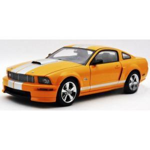Pre Order โมเดลรถ Ford 2007 Mustang GT 1:18 รุ่นหายากสุดๆ มีโปรโมชั่น