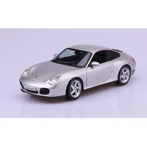 Pre Order โมเดลรถ Porsche Carrera 4S เงิน 1:18 รุ่นหายากสุดๆ มีโปรโมชั่น
