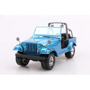 ขาย พรีออเดอร์ โมเดลรถเหล็ก โมเดลรถยนต์ Jeep Wrangler น้ำเงิน เมทาลิค 1:24 สเกล มี โปรโมชั่น