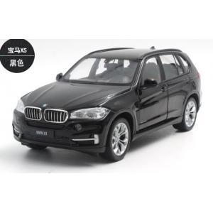 ขาย pre order โมเดลรถยนต์ BMW X5 1:24 สีดำ มี โปรโมชั่น งานหายาก