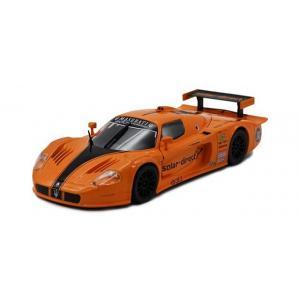 พรีออเดอร์ โมเดลรถเหล็ก โมเดลรถยนต์ Maserati MC12 รถแข่ง 1:24 สเกล มี โปรโมชั่น