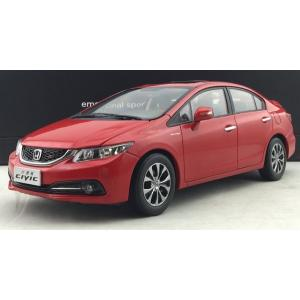 Pre Order โมเดลรถ Honda Civic 2014 แดง สเกล 1:18 รุ่นหายาก ขายดี มีโปรโมชั่น