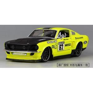 ขาย พรีออเดอร์ โมเดลรถเหล็ก Ford 1967 Mustang 1:24 มีโปรโมชั่น