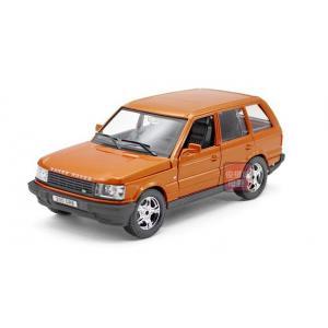 ขาย พรีออเดอร์ โมเดลรถเหล็ก โมเดลรถยนต์ Range Rover Off Road ส้ม 1:24 มีโปรโมชั่น
