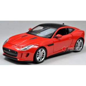 ขาย พรีออเดอร์ โมเดลรถเหล็ก โมเดลรถยนต์ Jaguar F-type แดง 1:24 มี โปรโมชั่น