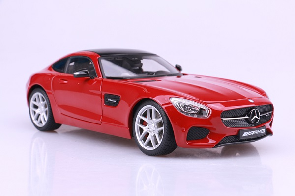 Pre Order โมเดลรถ Benz AMG GT แดง 1:18 รุ่นหายากสุดๆ มีโปรโมชั่น