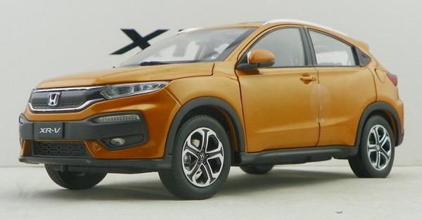 Pre Order โมเดลรถ Honda XRV ส้ม สเกล 1:18 รุ่นหายาก งานคุณภาพ มีโปรโมชั่น