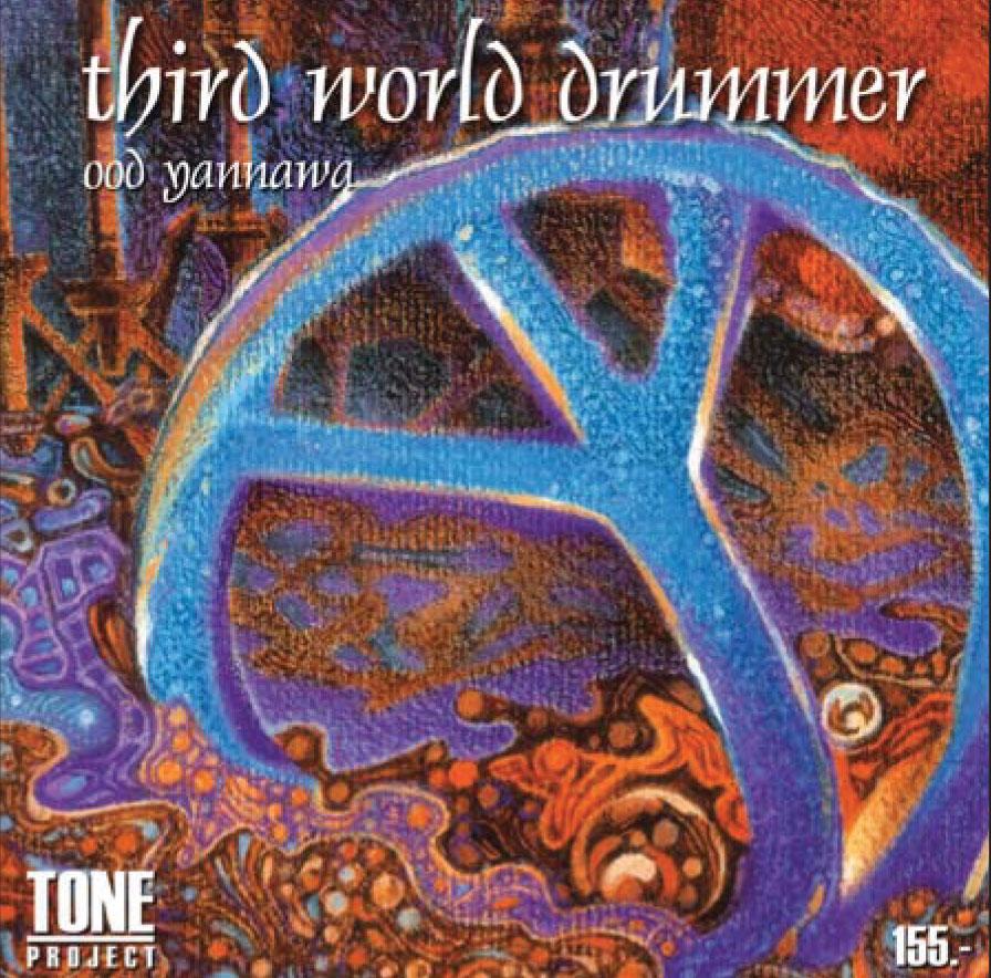 OOD YANNAWA-THIRD WORLD DRUMMER (CD)